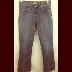 Levis 515 Womens Jeans Sz 6 Short Boot Cut